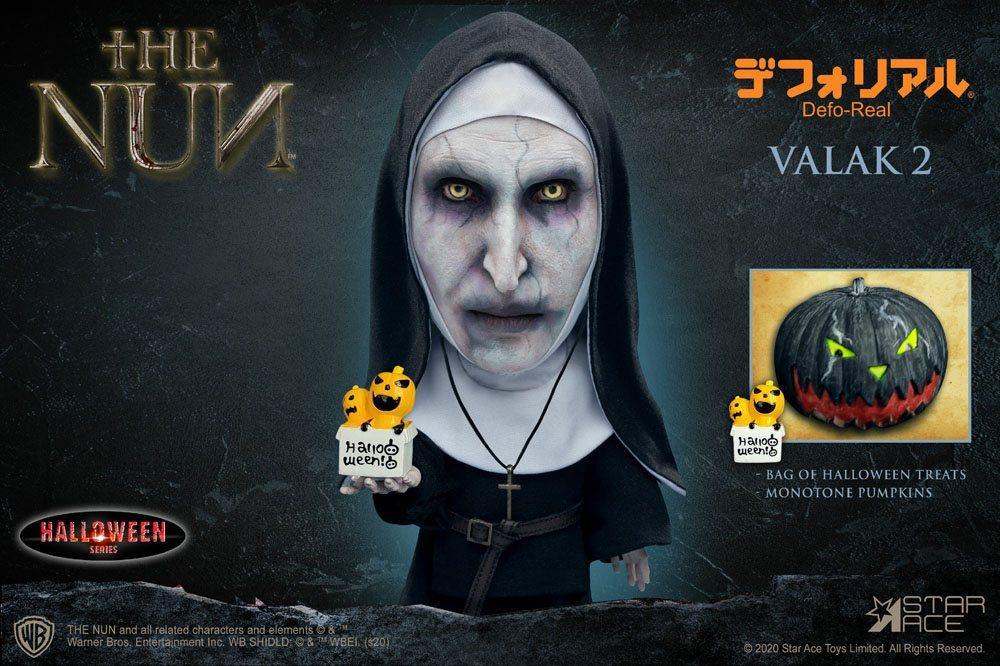 La nonne figurine defo real series valak halloween version 15 cm 5
