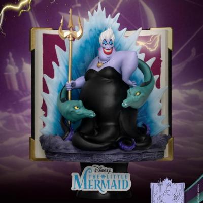 Disney diorama PVC D-Stage Story Book Series Ursula New Version 15 cm