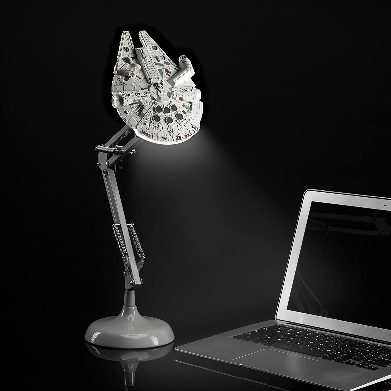 Lampe star wars millenu ium falcon 3
