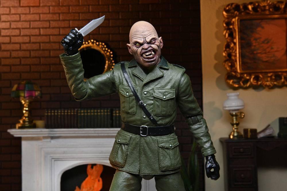 Le loup garou de londres figurine neca suukoo toys collector 3