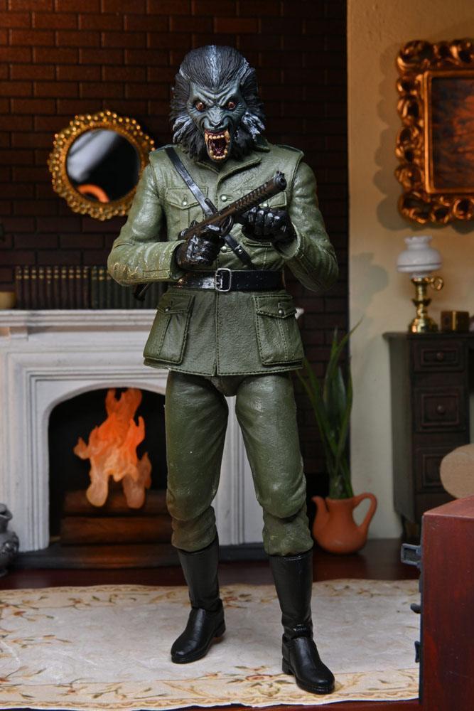 Le loup garou de londres figurine neca suukoo toys collector 4