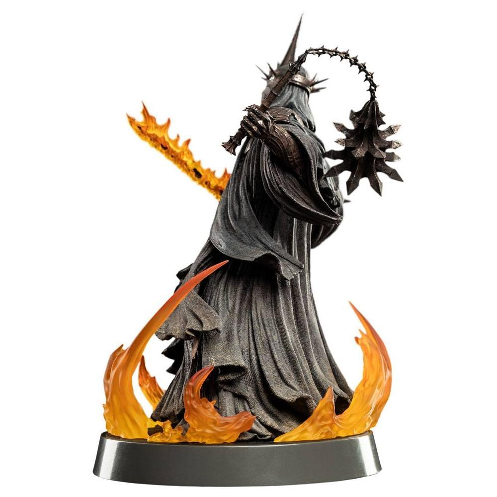 Le seigneur des anneaux figures of fandom statuette the witch king of angmar weta figurine 3