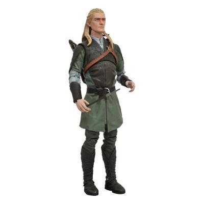 Le seigneur des anneaux select serie 1 figurine legolas 18 cm