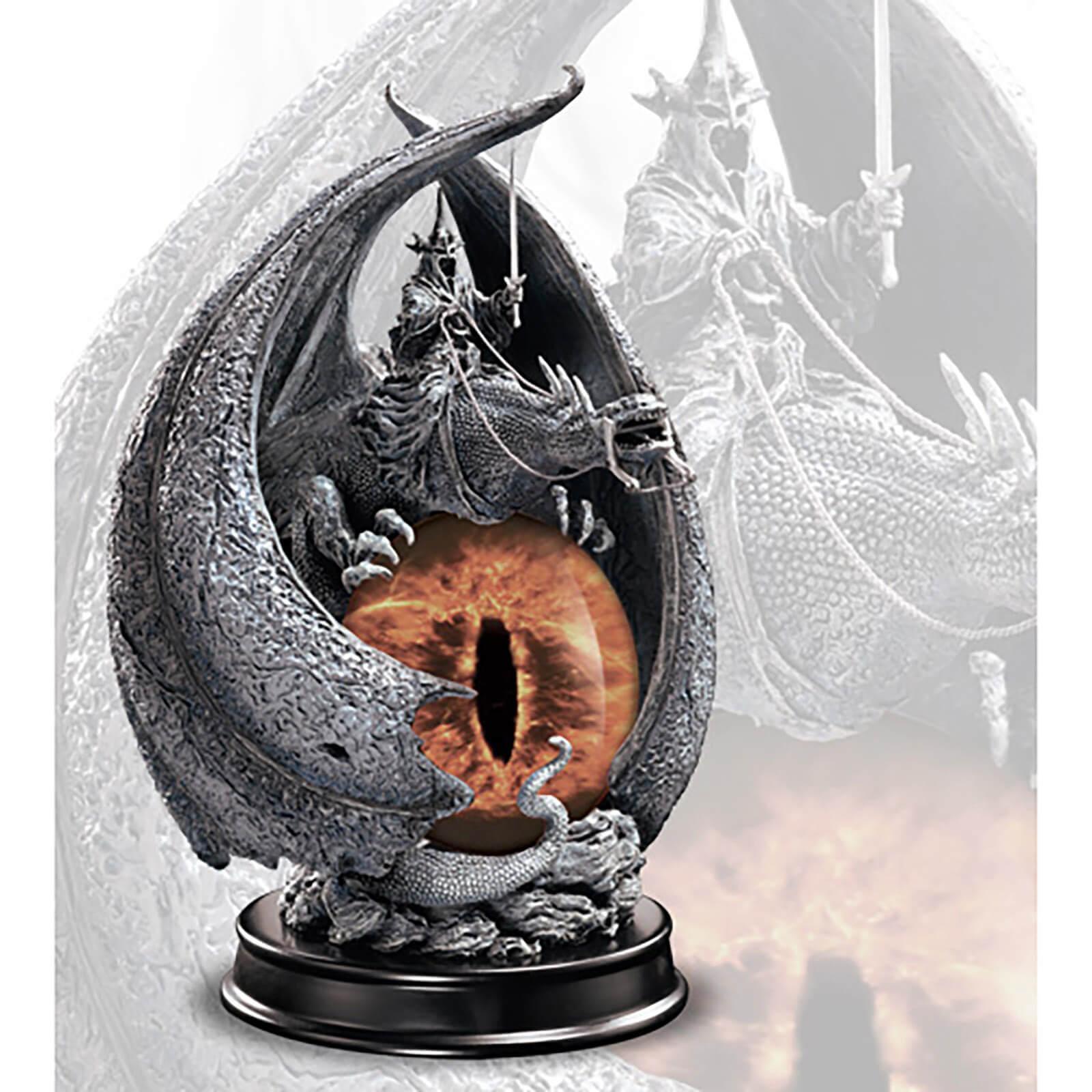 Le seigneur des anneaux statuette fury of the witch king 20 cm 1