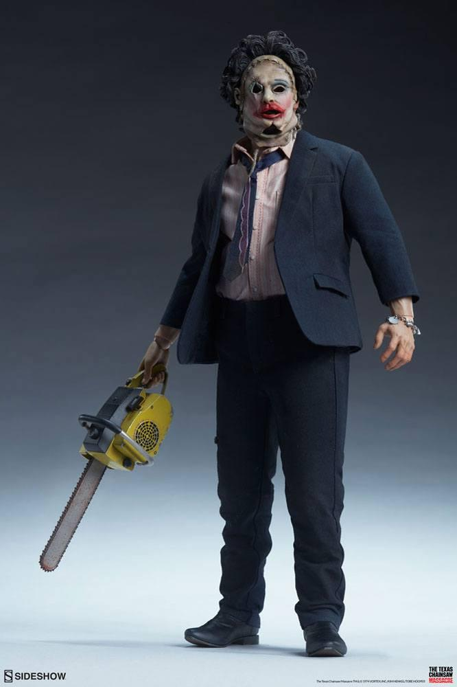 Leatherface horror figurine jouet suukoo tos collection 10