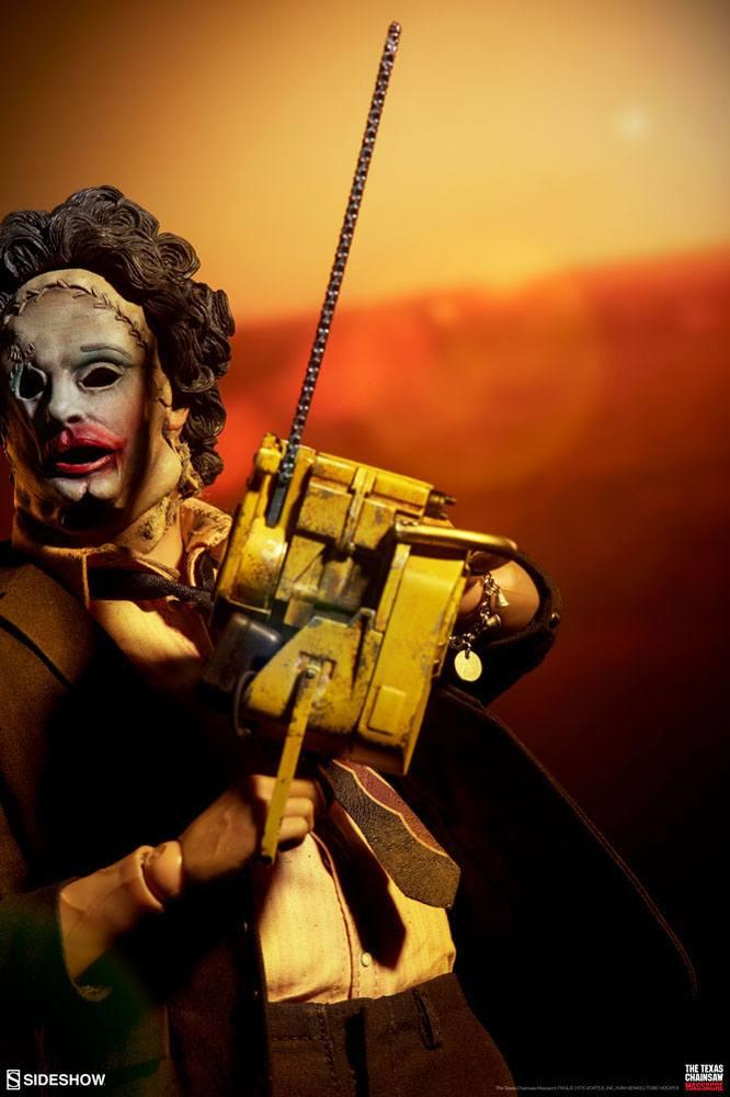 Leatherface horror figurine jouet suukoo tos collection 11