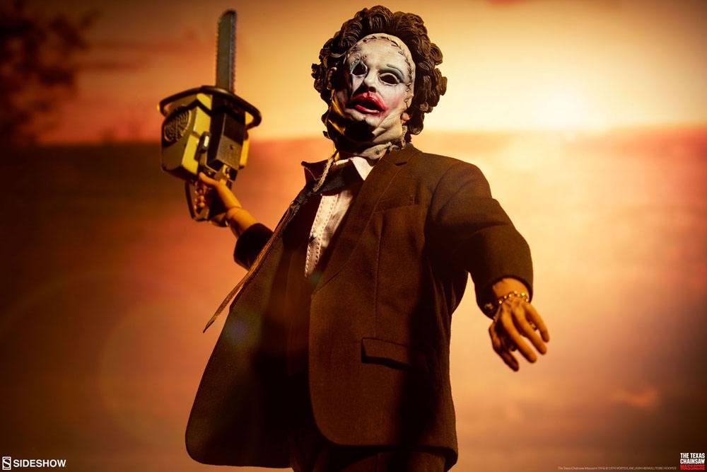 Leatherface horror figurine jouet suukoo tos collection 13