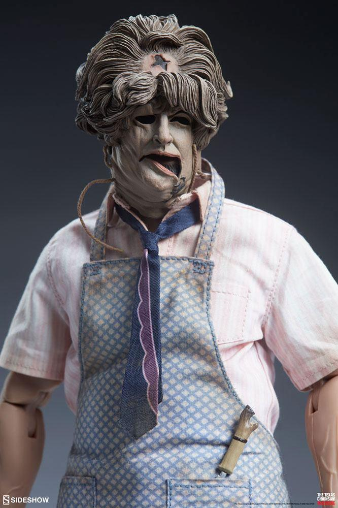 Leatherface horror figurine jouet suukoo tos collection 3