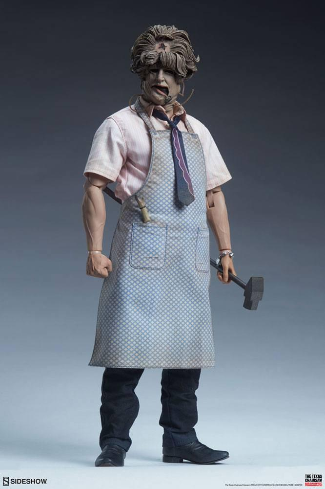 Leatherface horror figurine jouet suukoo tos collection 4