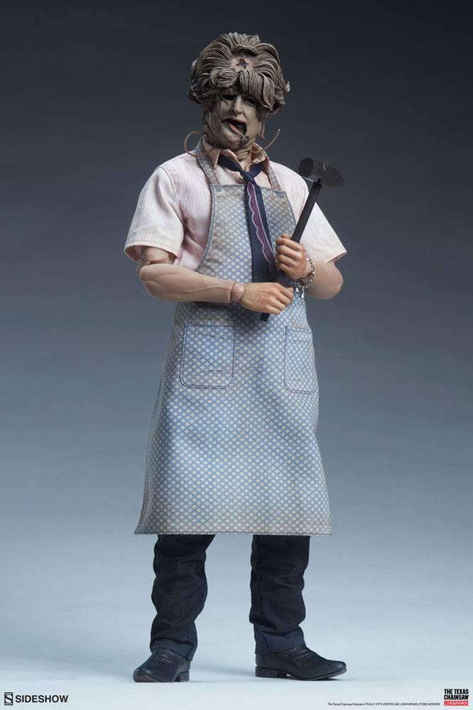 Leatherface horror figurine jouet suukoo tos collection 5