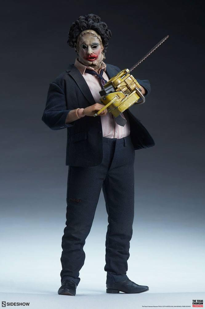 Leatherface horror figurine jouet suukoo tos collection 9