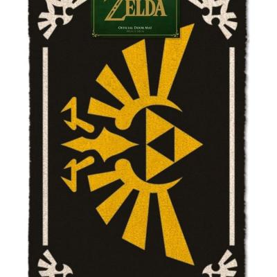 Legend of Zelda paillasson Triforce 40 x 60 cm