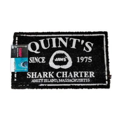 Jaws Les Dents de la mer paillasson Quint's 43 x 72 cm