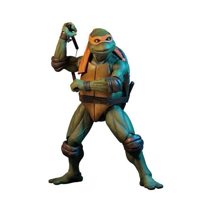 Les tortues ninja figurine 14 michelangelo 42 cm 1