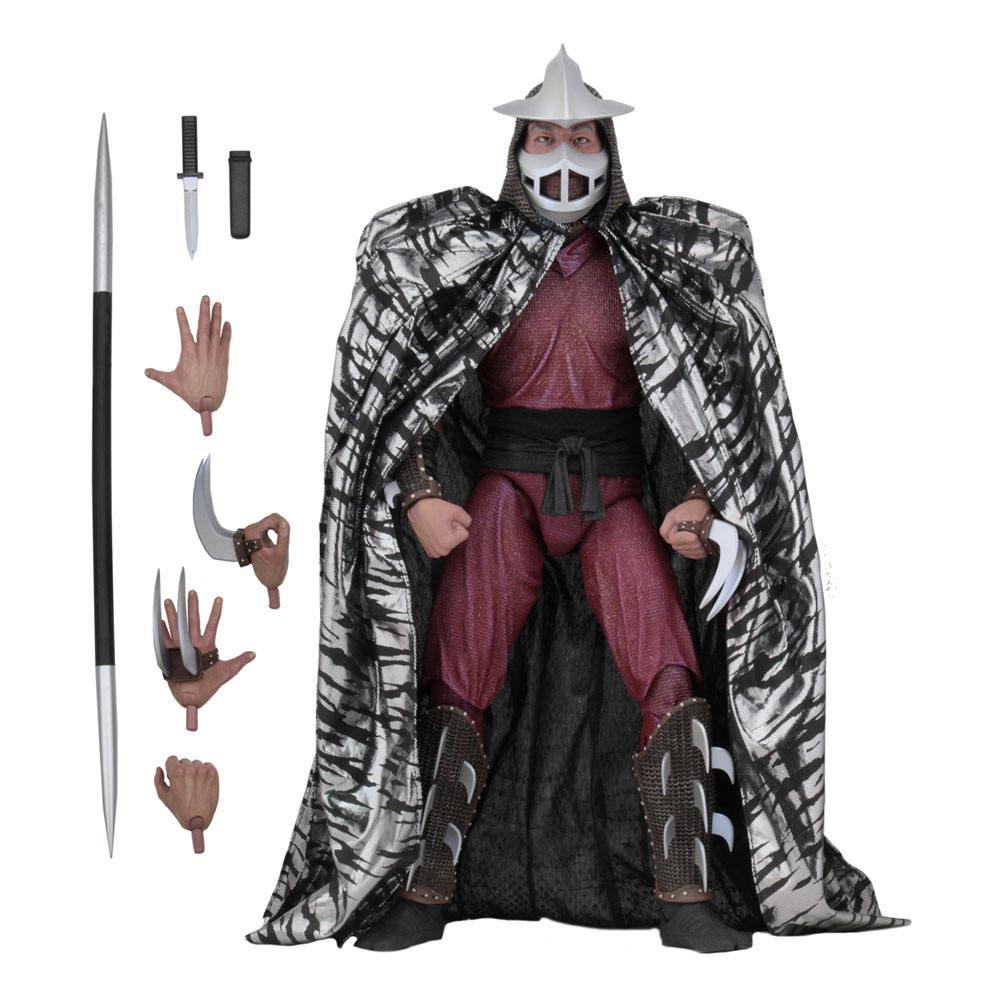 Les tortues ninja figurine 14 shredder 46 cm 1