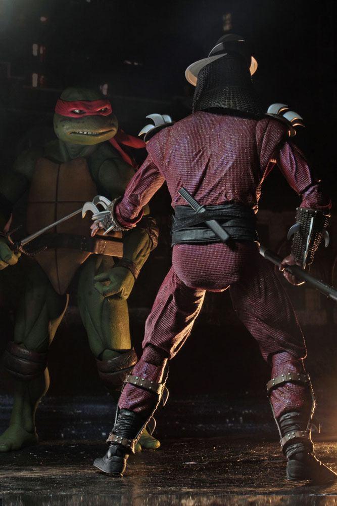Les tortues ninja figurine 14 shredder 46 cm 5