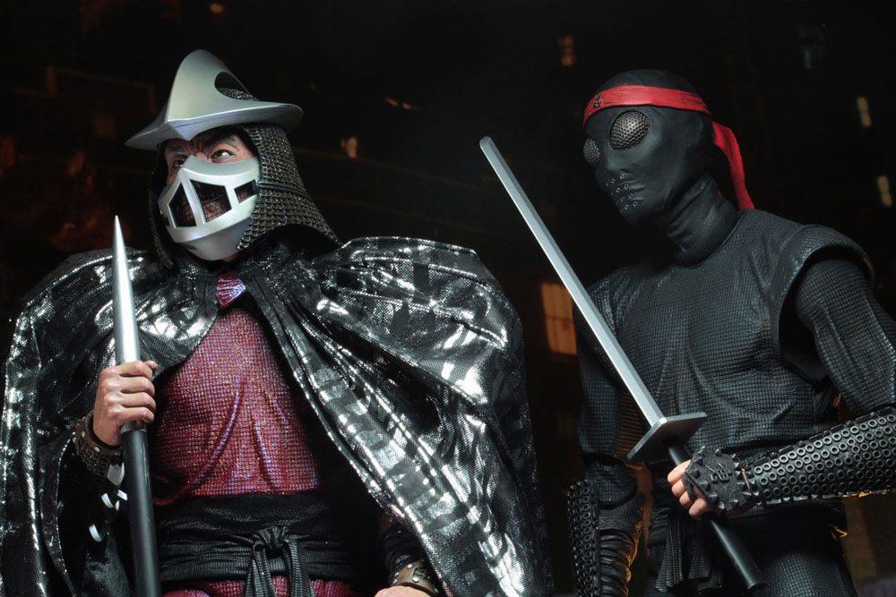 Les tortues ninja figurine 14 shredder 46 cm 7