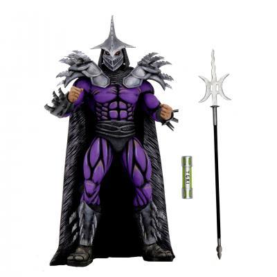 Les tortues ninja figurine deluxe super shredder 18 cm 1