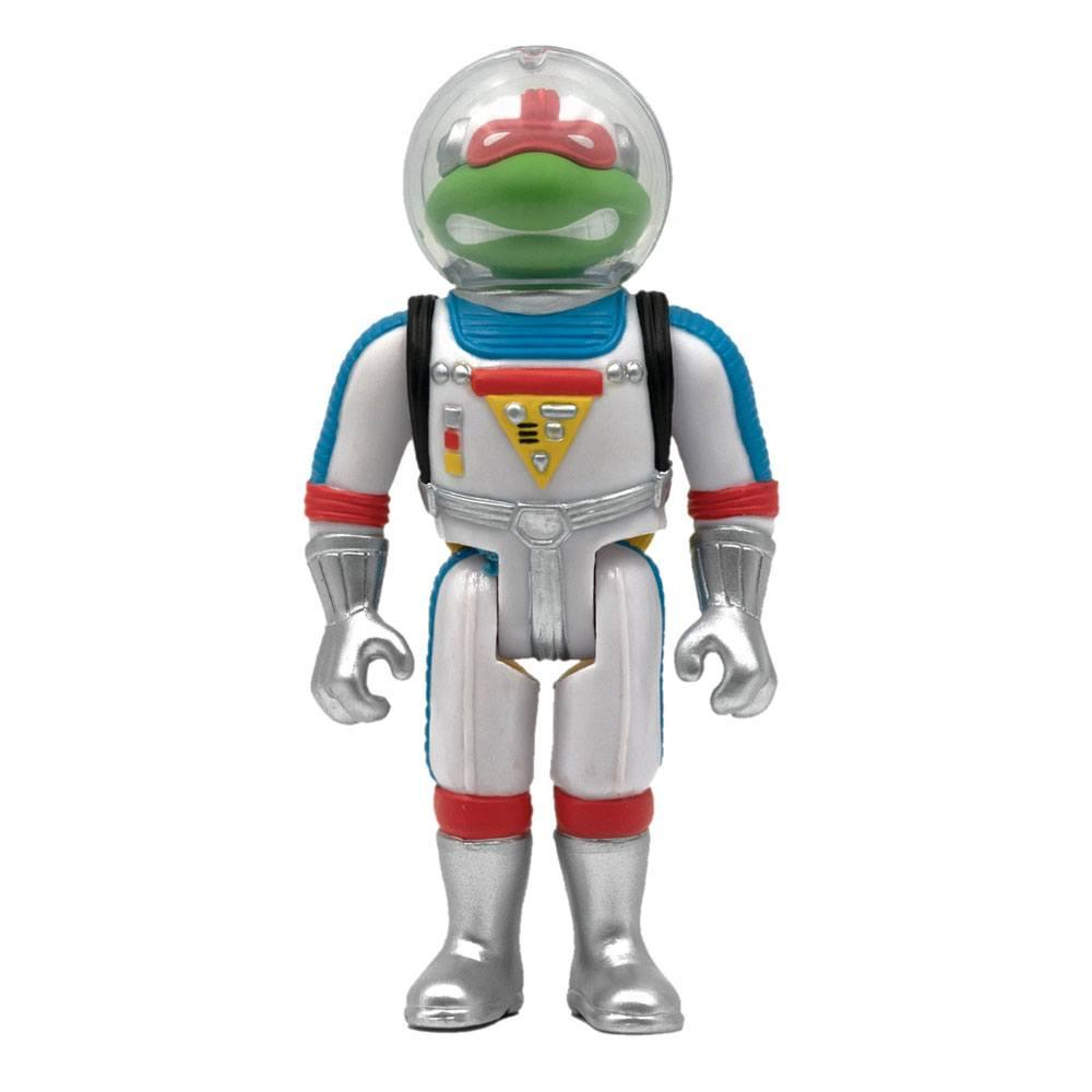 Les tortues ninja figurine reaction space cadet raphael 10 cm