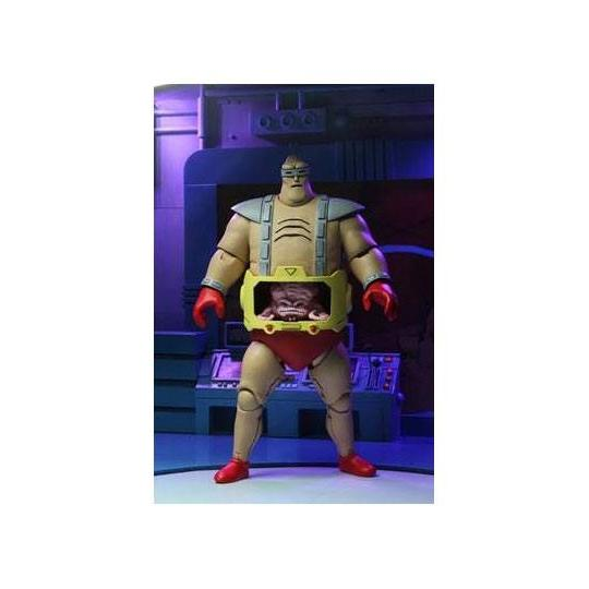 Les tortues ninja figurine ultimate krang s android body 23 cm neca 1