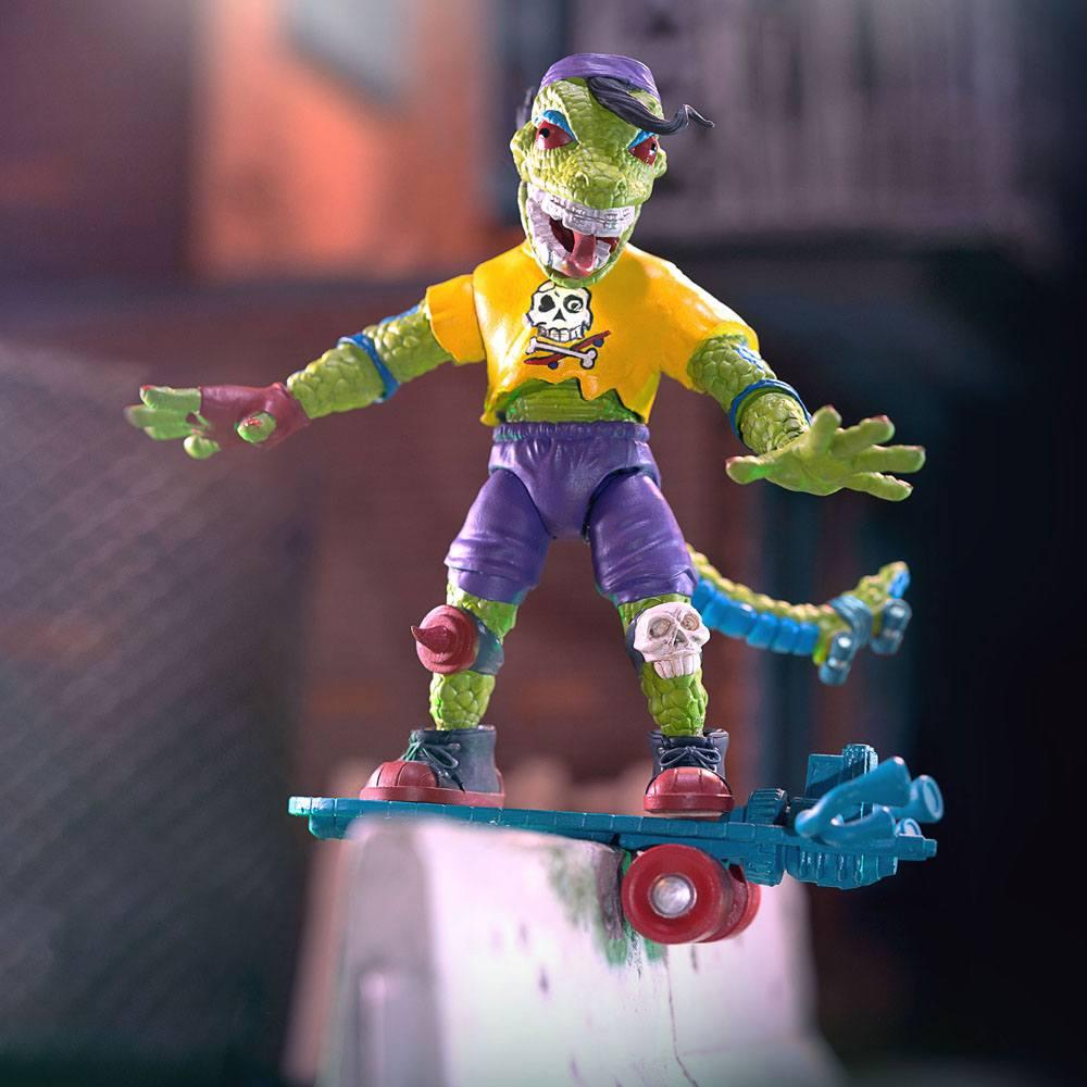 Les tortues ninja figurine ultimates mondo gecko 18 cm 2