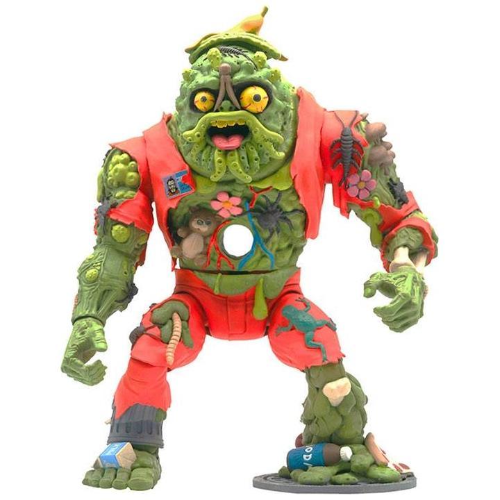 Les tortues ninja figurine ultimates muckman joe eyeball 18 cm super7 1