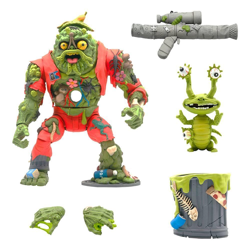 Les tortues ninja figurine ultimates muckman joe eyeball 18 cm super7 3
