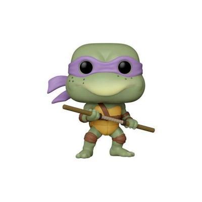 Les tortues ninja pop television vinyl figurine donatello 9 cm suukoo toys