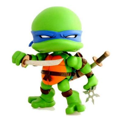 Les Tortues Ninja Vinyl figurine Leonardo Regular 20 cm exclusive Jumbo TMNT
