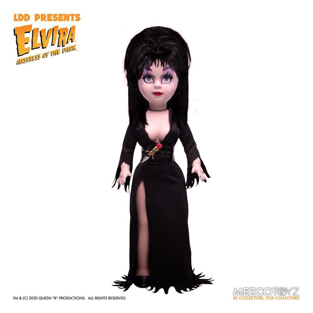 Living dead dolls poupee elvira 25 cm 1