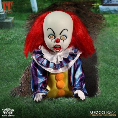Living dead dolls poupee pennywise 25 cm 5