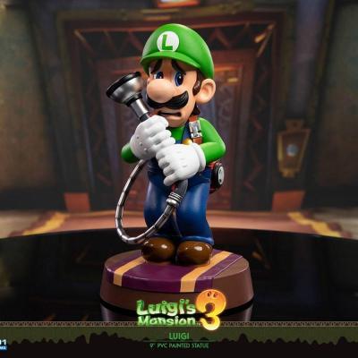 Luigi's Mansion 3 - statuette Luigi 23 cm - First4Figures