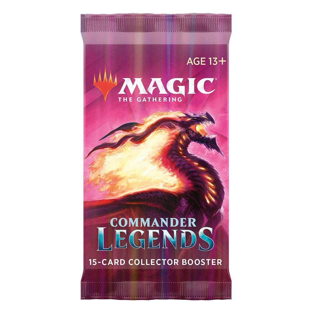 Magic the gathering commander legendes 1