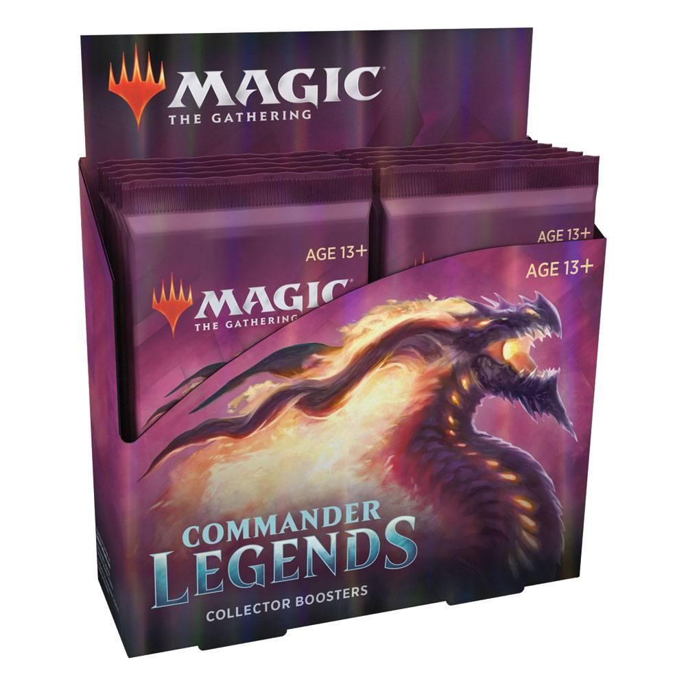 Magic the gathering commander legendes 2
