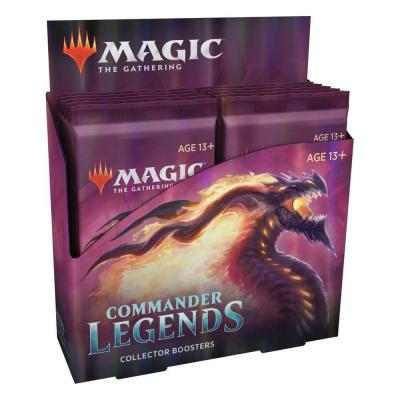 Magic the gathering commander legendes 2