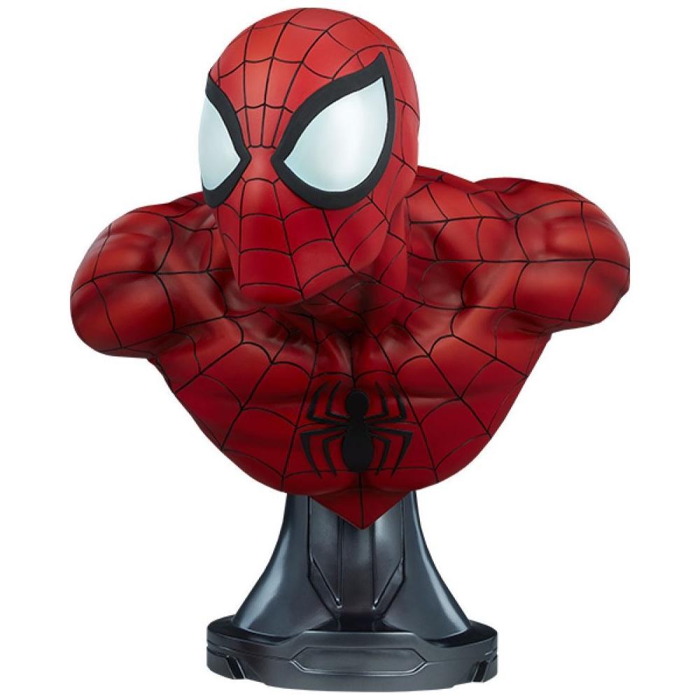 Marvel buste spider man 58cm sdeshow suukoo toys 1