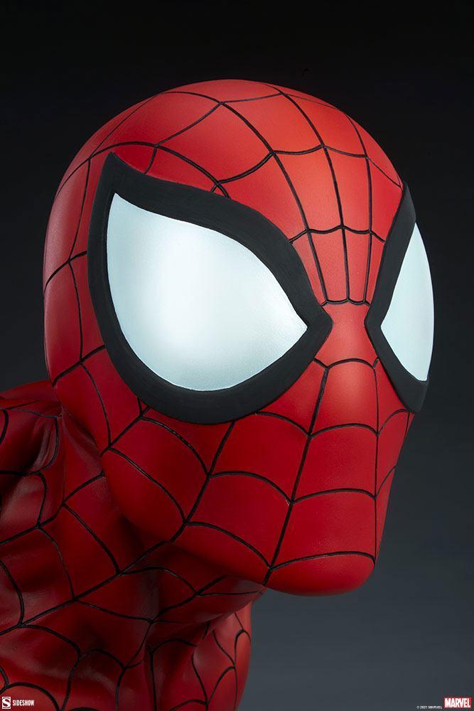 Marvel buste spider man 58cm sdeshow suukoo toys 10
