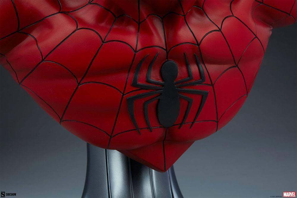 Marvel buste spider man 58cm sdeshow suukoo toys 11