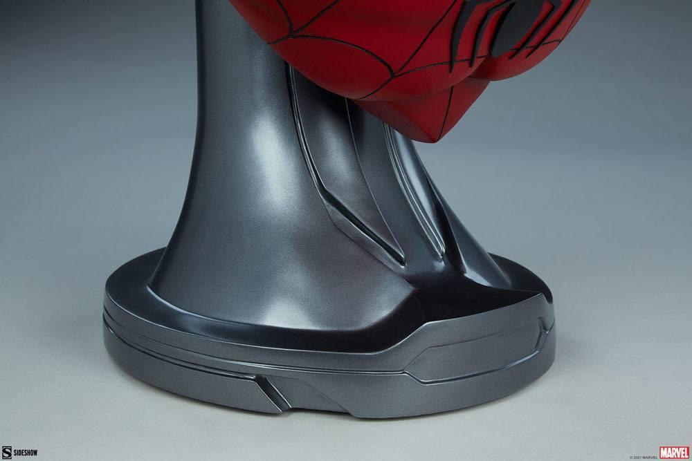 Marvel buste spider man 58cm sdeshow suukoo toys 13