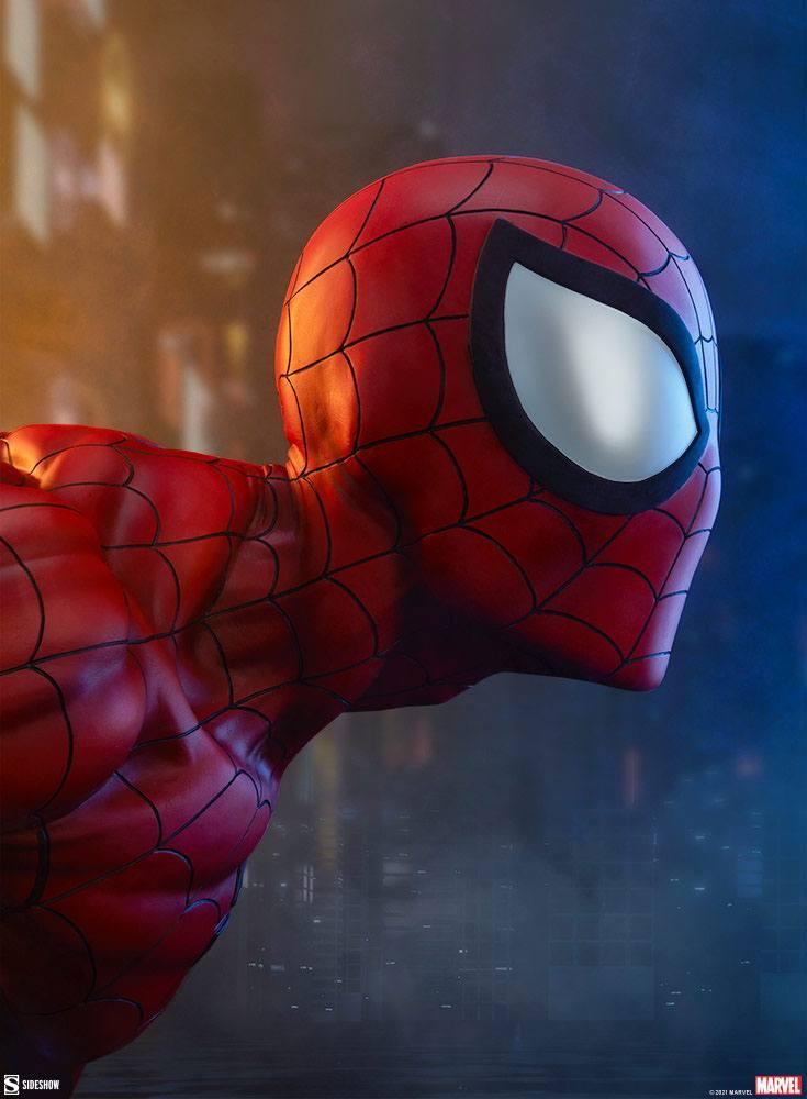 Marvel buste spider man 58cm sdeshow suukoo toys 4