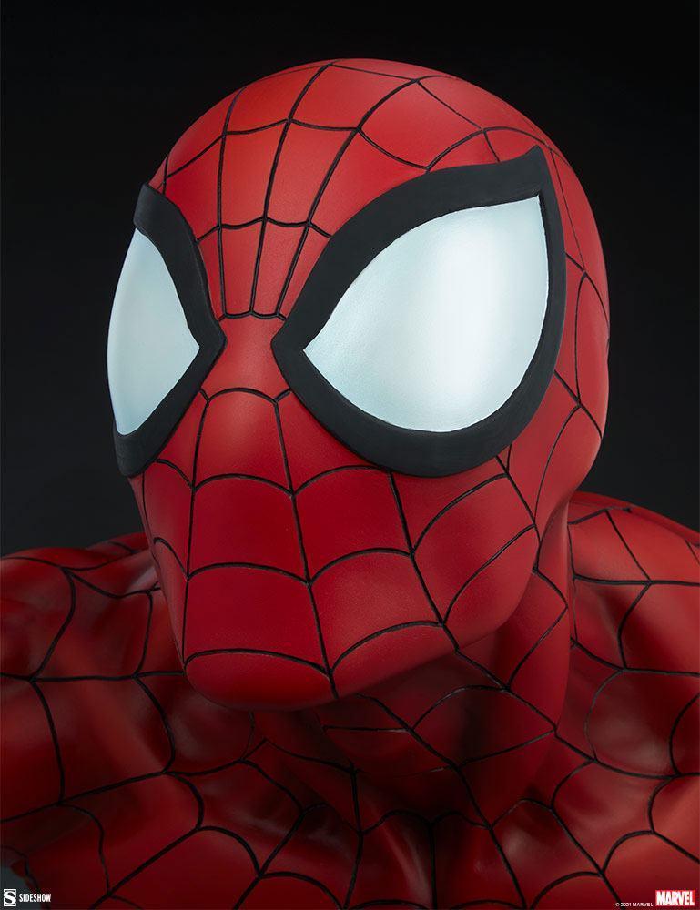 Marvel buste spider man 58cm sdeshow suukoo toys 9