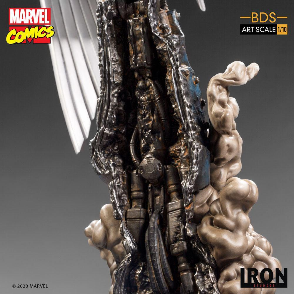 Marvel comics statuette 110 bds art scale archangel 7
