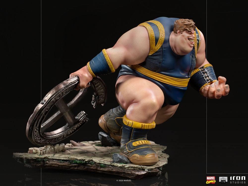 Marvel comics statuette 110 bds art scale blob 22 cm 2