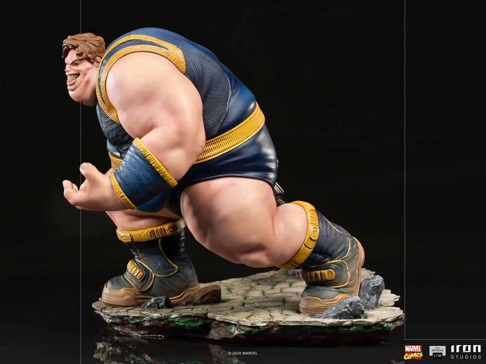Marvel comics statuette 110 bds art scale blob 22 cm 4