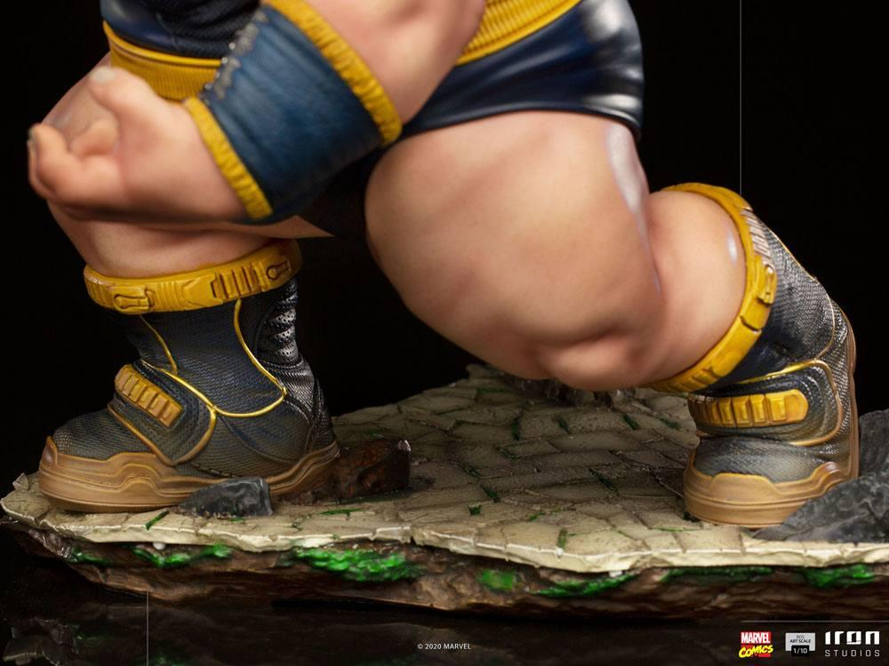 Marvel comics statuette 110 bds art scale blob 22 cm 6
