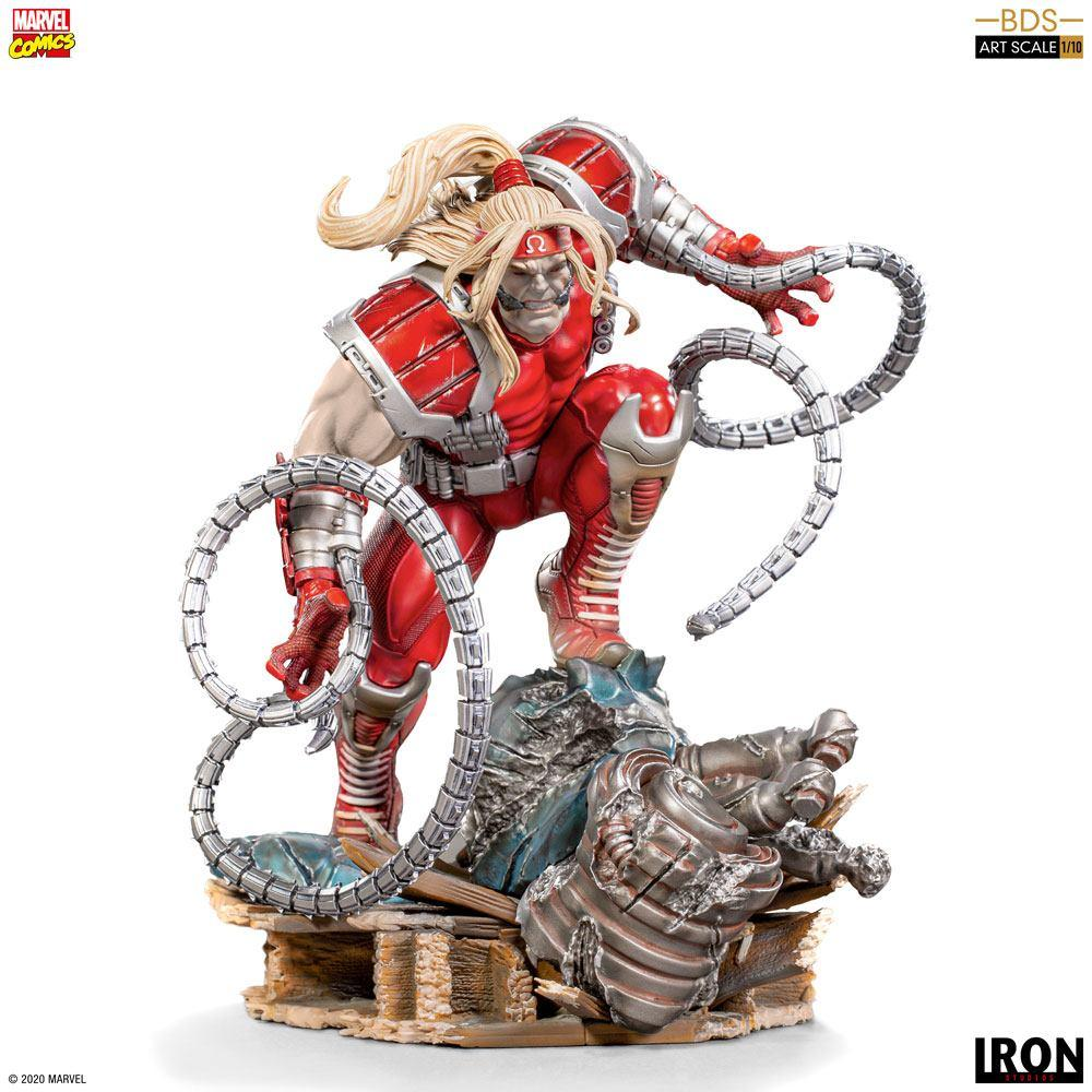 Marvel comics statuette 110 bds art scale omega red 21 cm 1