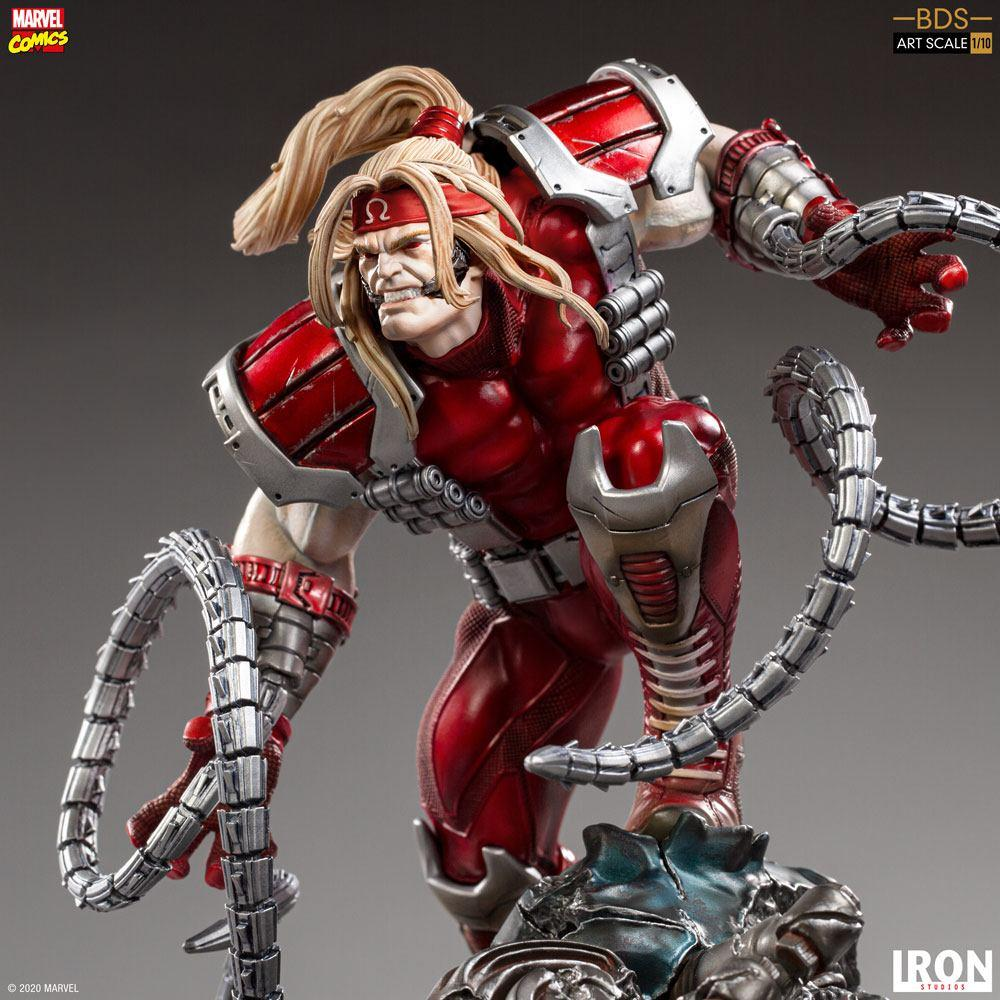 Marvel comics statuette 110 bds art scale omega red 21 cm 10