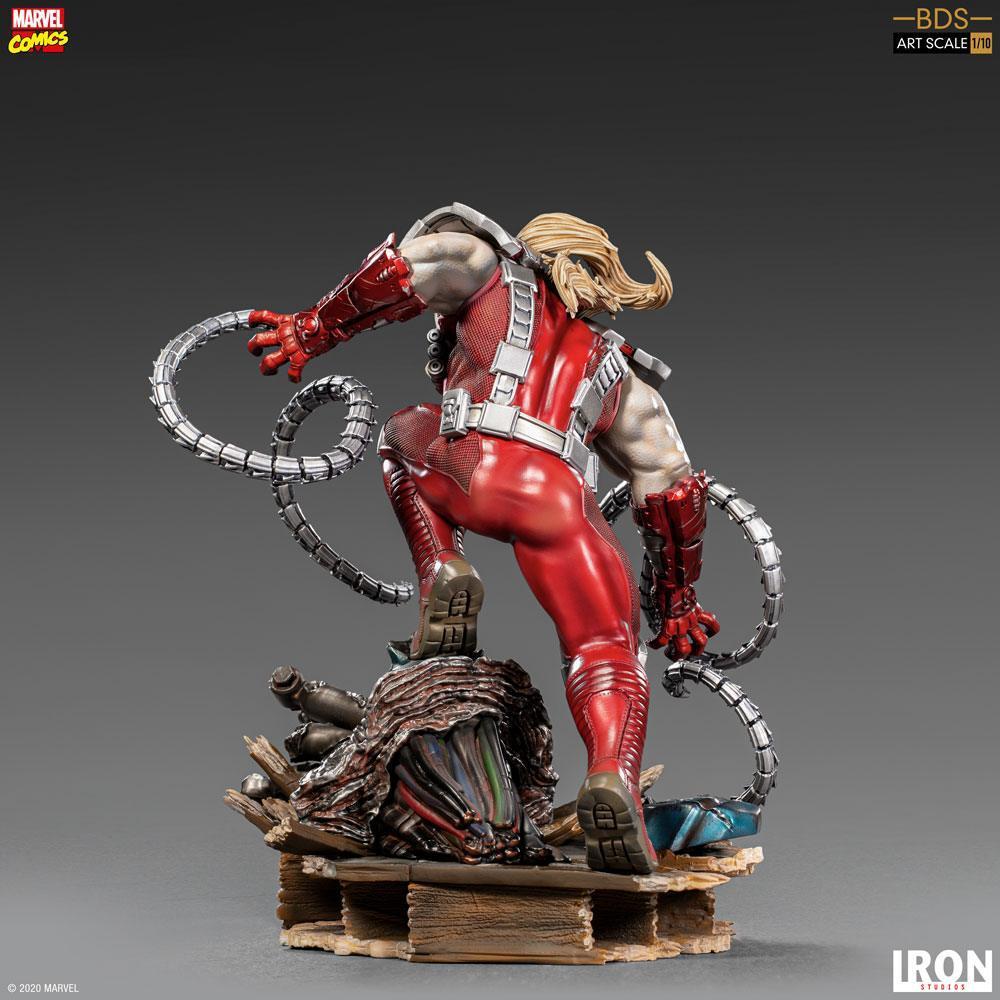 Marvel comics statuette 110 bds art scale omega red 21 cm 5
