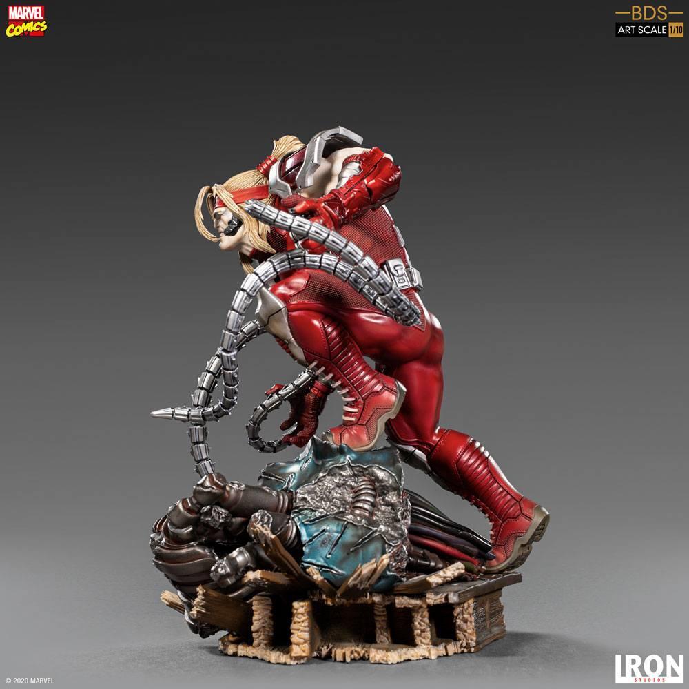 Marvel comics statuette 110 bds art scale omega red 21 cm 6