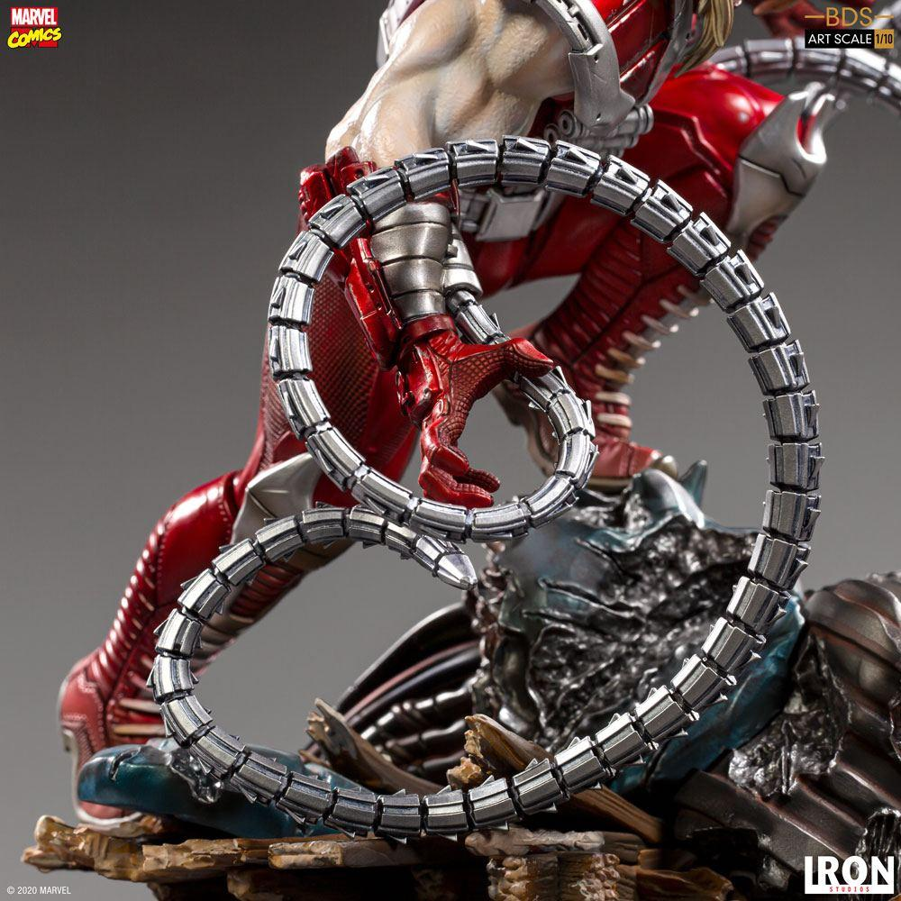 Marvel comics statuette 110 bds art scale omega red 21 cm 7